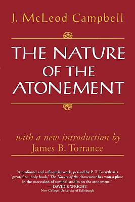 Nature Of The Atonement