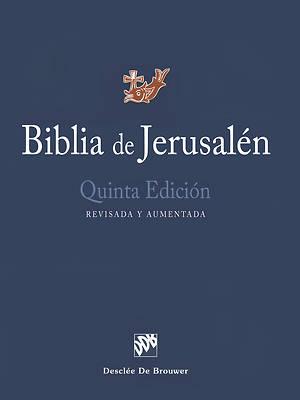 Picture of Biblia de Jerusalén