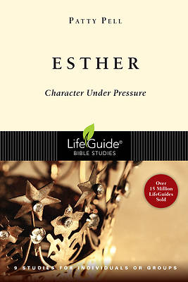 Picture of LifeGuide Bible Study - Esther