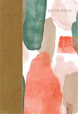 Picture of Rvr 1960 Biblia Letra Grande Tamaño Manual Multicolor, Símil Piel