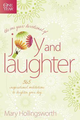 Picture of The One Year Devotional of Joy and Laughter