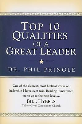 Top 10 Qualities of a Great Leader [ePub Ebook]