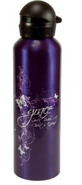 Grace Large Stainless Steel Water Bottle