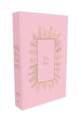 Picture of Nkjv, Holy Bible for Kids, Leathersoft, Pink, Comfort Print