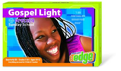 Gospel Light The Edge Kit Spring 2017