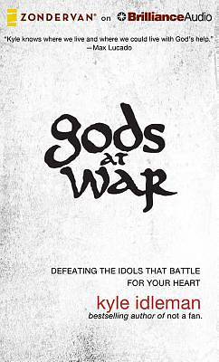 Gods at War Audiobook - CD