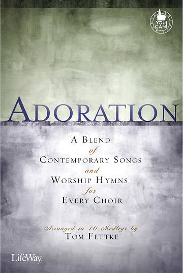 Adoration Two-part Choral Book