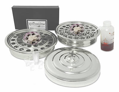 Artistic 7-Piece Silvertone Communion Starter Set