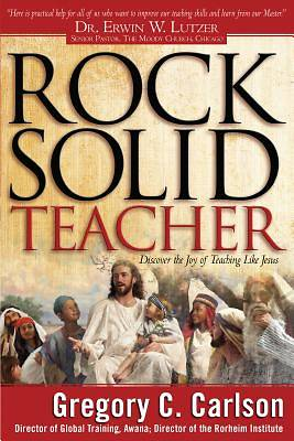 Picture of Rock-Solid Teacher