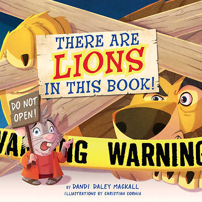 Picture of There's a Lion in This Book!