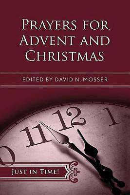 Picture of Just in Time! Prayers for Advent and Christmas - eBook [ePub]