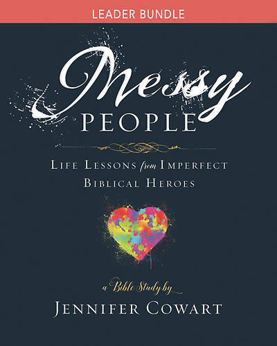 Picture of Messy People - Women's Bible Study Leader Bundle