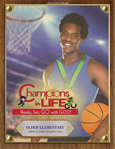 Picture of Vacation Bible School (VBS) 2020 Champions in Life Older Elementary Bible Leader (Grades 4-6)