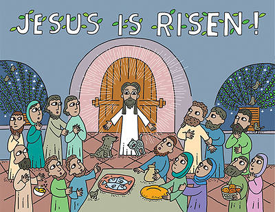 Picture of Jesus Is Risen!