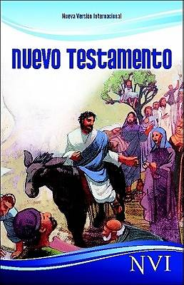 NVI Spanish Childrens New Testament