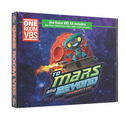Picture of Vacation Bible School (VBS) To Mars and Beyond One Room VBS Kit
