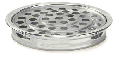 Communion Tray - Polished Aluminum