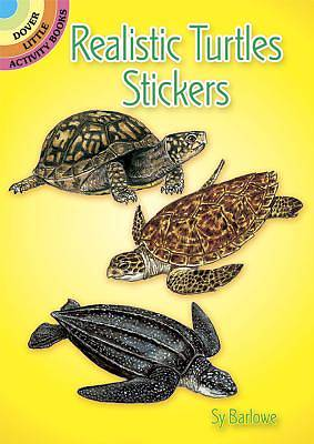 Picture of Realistic Turtles Stickers