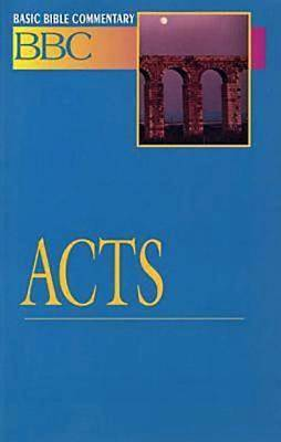 Basic Bible Commentary Acts
