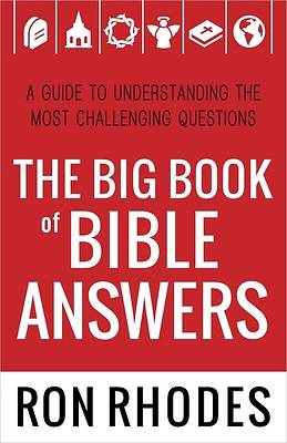 Picture of The Big Book of Bible Answers
