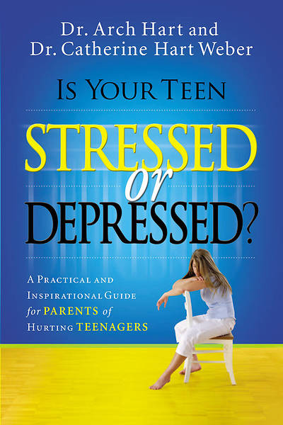 Picture of Is Your Teen Stressed or Depressed?