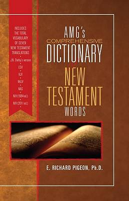 Picture of AMG's Comprehensive Dictionary of New Testament English and Greek Words