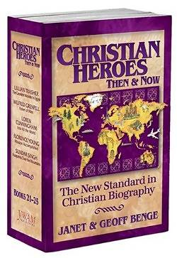 Christian Heroes Gift Set (21-25)