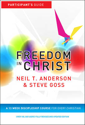 Freedom in Christ Workbook