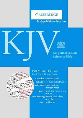 Pitt Minion Reference Bible-KJV