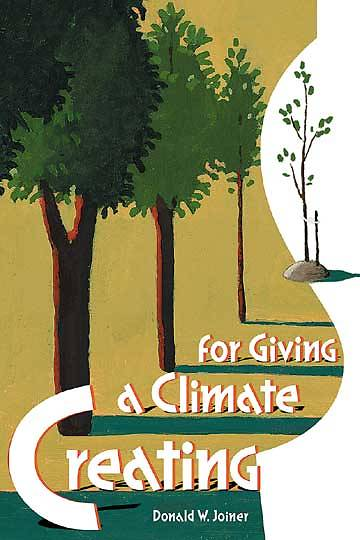 Creating a Climate for Giving