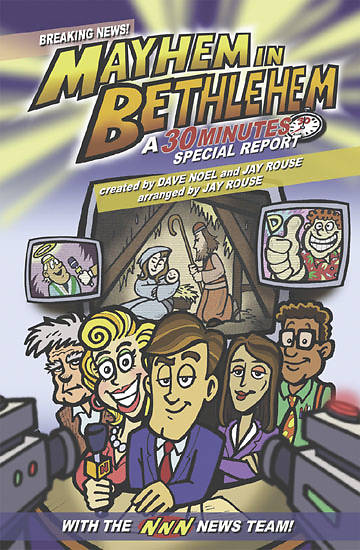 Mayhem in Bethlehem Singers Book