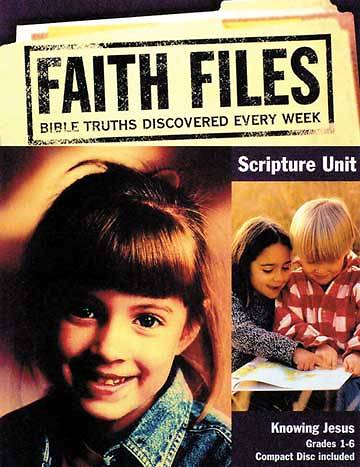 Faith Files: Discovering Jesus