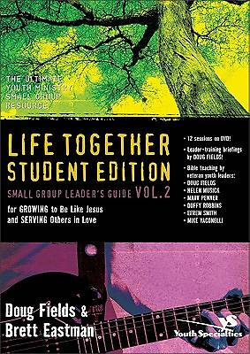 Life Together Leaders Guide DVD Volume II- Growing and Serving