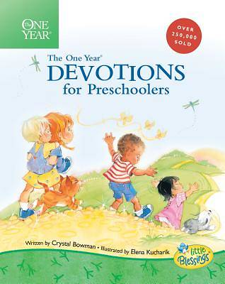 Picture of The One Year Book of Devotions for Preschoolers