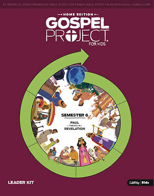 Picture of The Gospel Project
