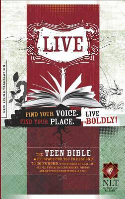 Live New Living Translation Bible
