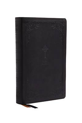 Nrsv, Catholic Bible, Gift Edition, Leathersoft, Black, Comfort Print