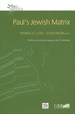 Paul's Jewish Matrix