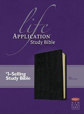 Picture of Life Application Study New King James Version Bible