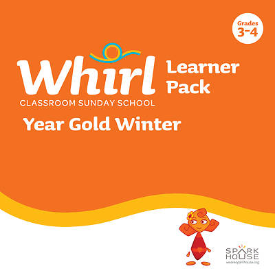 Picture of Whirl Classroom Grades 3-4 Leaflet Year Gold Winter