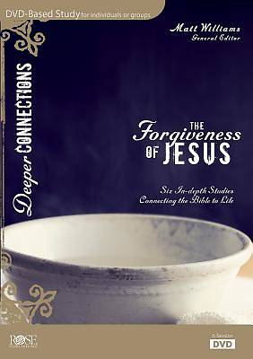 Picture of The Forgiveness of Jesus 6-Session DVD Bible Study