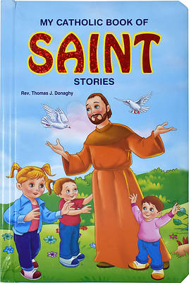 Picture of My Catholic Book of Saints Stories