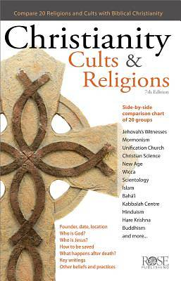 Christianity, Cults and Religions Pamphlet