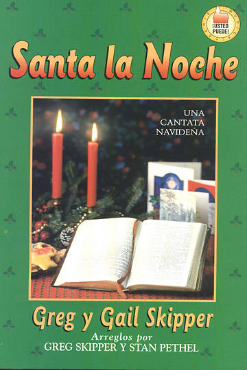 Santa La Noche Cantata Book and Cassette