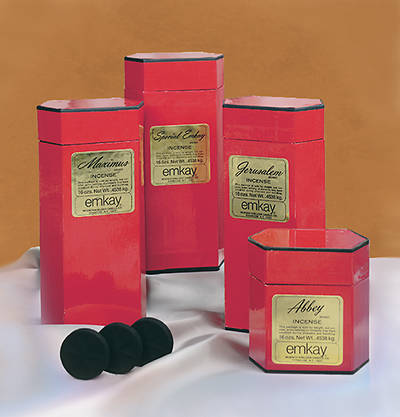 Picture of Jerusalem Brand Incense For Church Use