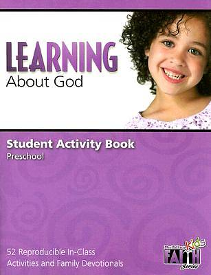 Learning about God Student Activity Book