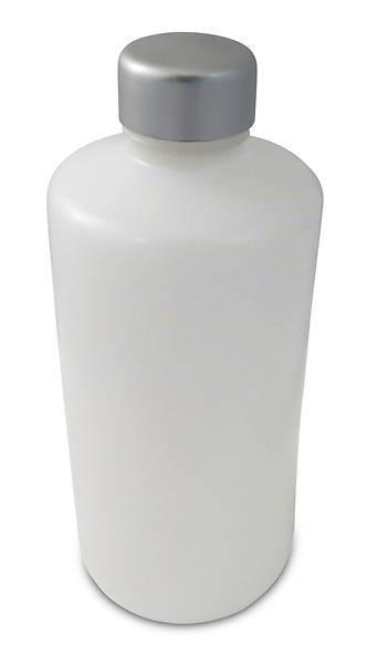 Replacement Bottle for 12-Cup Portable Communion Set - Silvertone