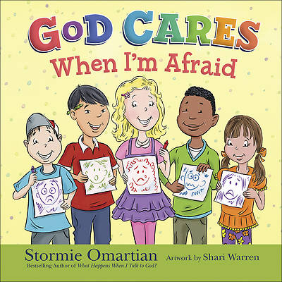 Picture of God Cares When I'm Afraid