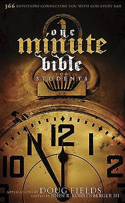 One Minute  Bible for Students