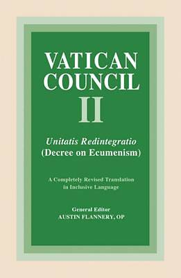 Unitatis Redintegratio [ePub Ebook]